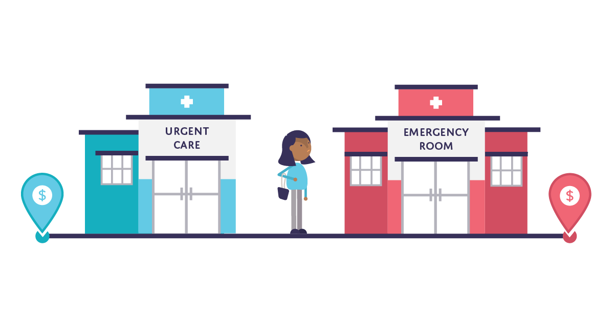 Urgent care or ER? Tips for deciding where to go