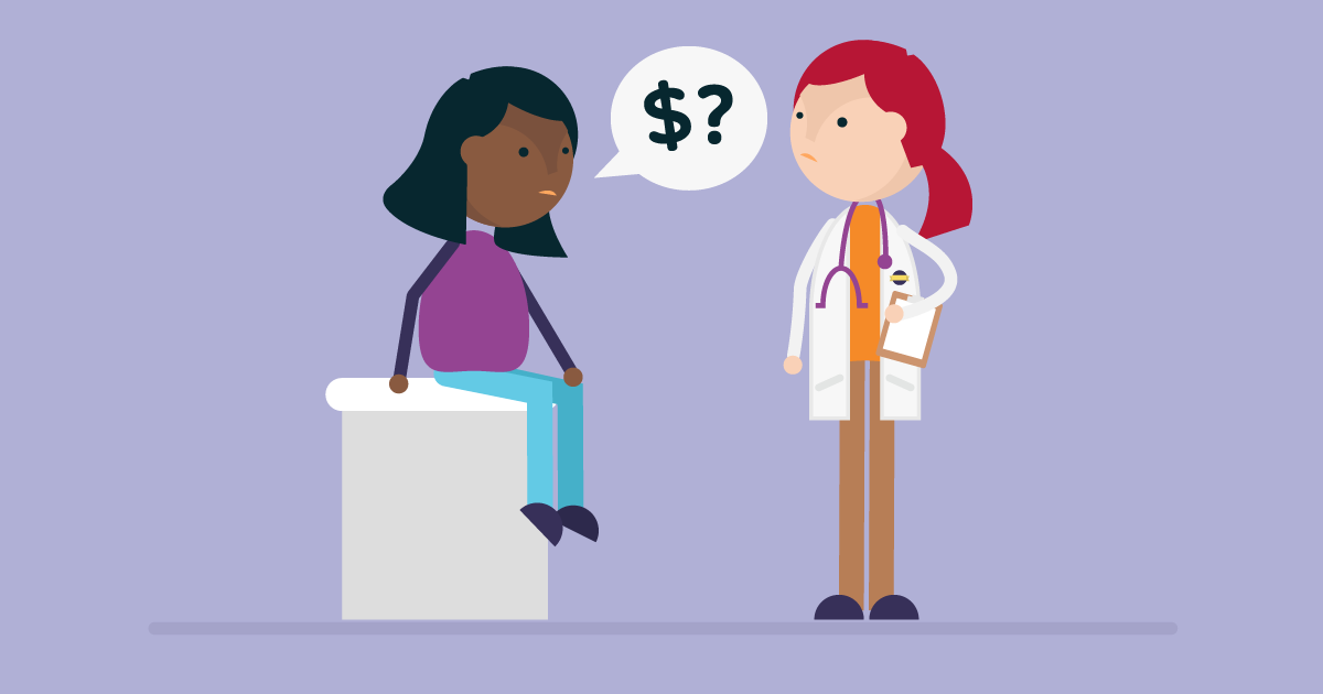 "Finding doctors who know how to have the ""cost conversation"""