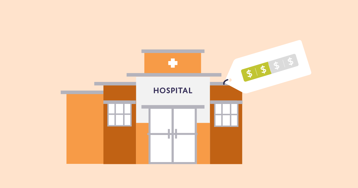 How expensive are the hospitals in your city?