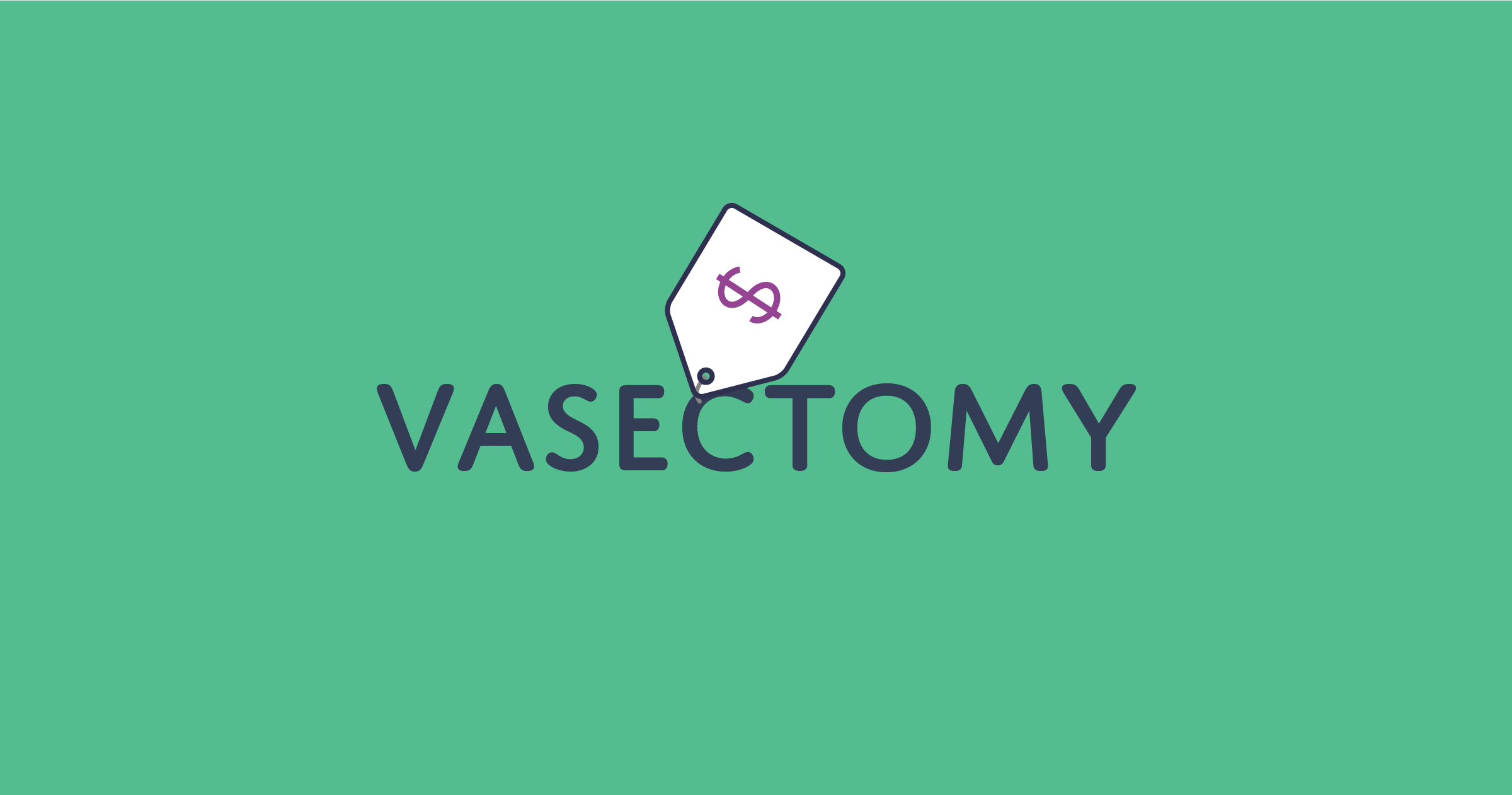 How much does a vasectomy cost?