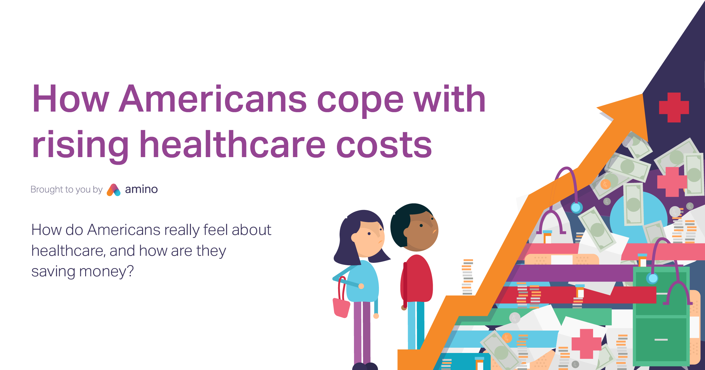 Survey shows Americans are seriously worried about healthcare costs