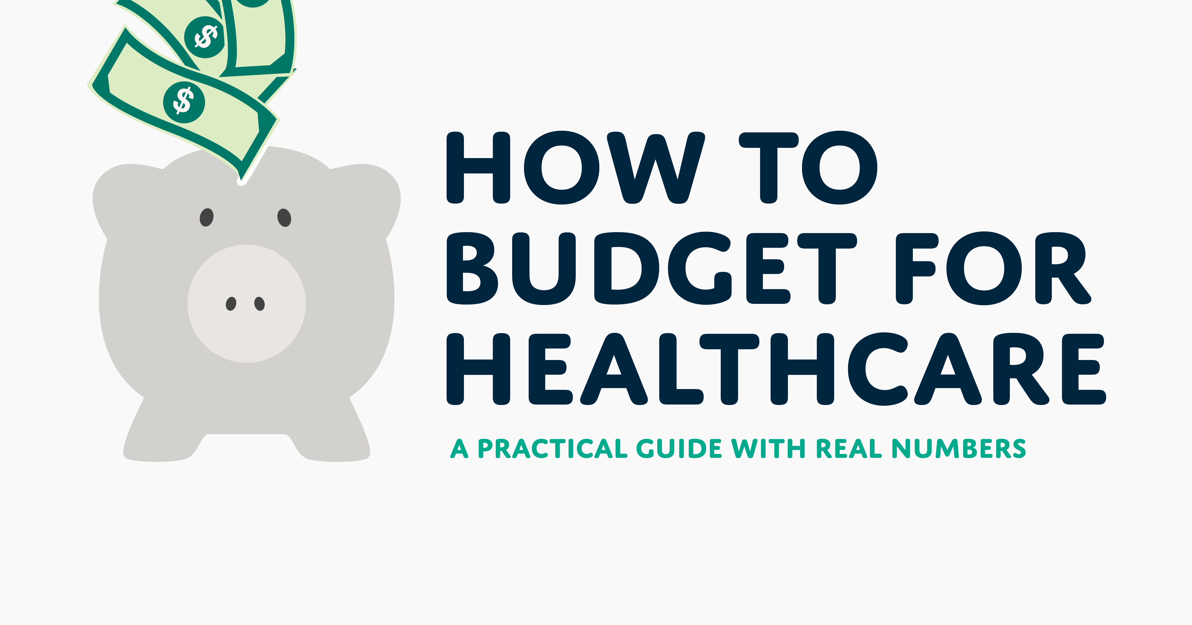 how to budget for healthcare